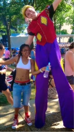Capital Pride Festival with Moonlight Circus