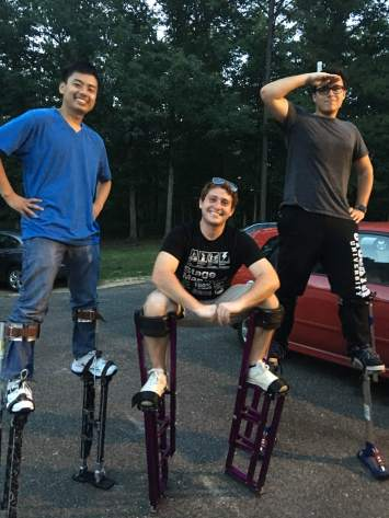 Stilts Trio