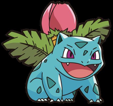 002-Ivysaur